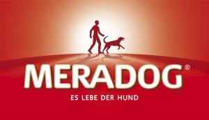 MERADOG Logo rot